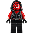 LEGO She-Hulk, Red Minifigure