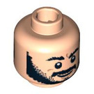 LEGO Sheik Amar Head (Safety Stud) (3626 / 88567)
