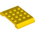 LEGO Shell 4 x 6 x 2/3 (32739)