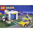 LEGO Shell Car Wash Set 1255-1