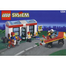 LEGO Shell Convenience Store Set 1254-1