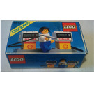 LEGO Shell Gas Pumps Set 6610 Packaging