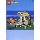 LEGO Shell Service Station Set 1256-1