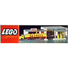 LEGO Shell Service Station Set 325-3