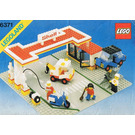LEGO Shell Service Station Set 6371
