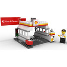LEGO Shell Station Set 40195