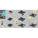 LEGO Shell Station Set 40195 Instructions