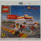 LEGO Shell Station Set 40195 Packaging