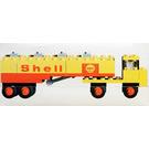 LEGO Shell Tanker Truck Set 621-2