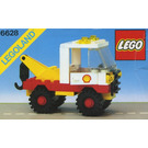 LEGO Shell Tow Truck Set 6628-1