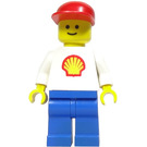 LEGO Shell Worker Minifigure