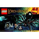 LEGO Shelob Attacks Set 9470 Instructions