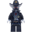 LEGO Sheriff Not-a-robot Minifigure