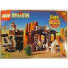 LEGO Sheriff's Lock-Up Set 6755 Packaging