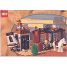LEGO Sheriff's Lock-Up Set 6764 Instructions