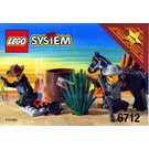 LEGO Sheriff's Showdown Set 6712