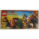 LEGO Sheriff's Showdown Set 6712 Packaging