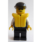 LEGO Sheriff with Sunglasses and Lifejacket Minifigure