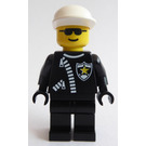 LEGO Sheriff with White Cap Minifigure