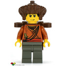 LEGO Sherpa Sangye Dorje with Backpack Minifigure