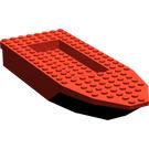 LEGO Ship's Bottom 8 x 22 Assembly (71958)