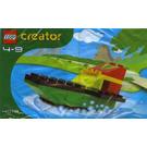 LEGO Ship Set 4018