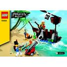 LEGO Shipwreck Defence Set 70409 Instructions