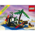 LEGO Shipwreck Island Set 6260