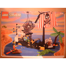 LEGO Shipwreck Island Set 6296 Instructions