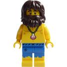 LEGO Shipwreck Survivor Minifigure