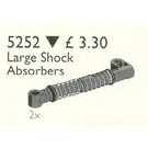 LEGO Shock Absorbers Large Set 5252