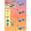 LEGO Shogun Go! Set 3018 Instructions