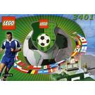 LEGO Shoot 'n' Score Set (without ZIDANE / Adidas Minifigure) 3401-1