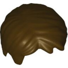 LEGO Court Tousled Cheveux avec Side Parting (62810 / 88425)