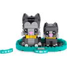 LEGO Shorthair Cats Set 40441
