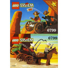 LEGO Showdown Canyon Set 6799
