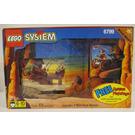 LEGO Showdown Canyon Set 6799 Packaging