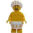 LEGO Shower Guy Minifigure