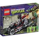 LEGO Shredder's Dragon Bike Set 79101 Packaging