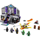 LEGO Shredder's Lair Rescue Set 79122