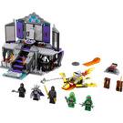 LEGO Shredder's Lair Rescue Set 79122