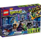 LEGO Shredder's Lair Rescue Set 79122 Packaging