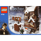 LEGO Shrieking Shack Set 4756 Instructions