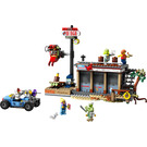 LEGO Shrimp Shack Attack Set 70422