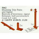 LEGO Shunting Trip Posts and Signal 4.5V Set 5062