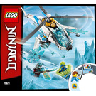LEGO Shuricopter Set 70673 Instructions