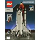 LEGO Shuttle Adventure Set 10213 Instructions