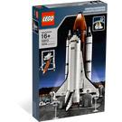 LEGO Shuttle Adventure Set 10213 Packaging