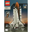 LEGO Shuttle Expedition Set 10231 Instructions