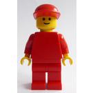 LEGO Shuttle Launching Crew Driver Minifigure